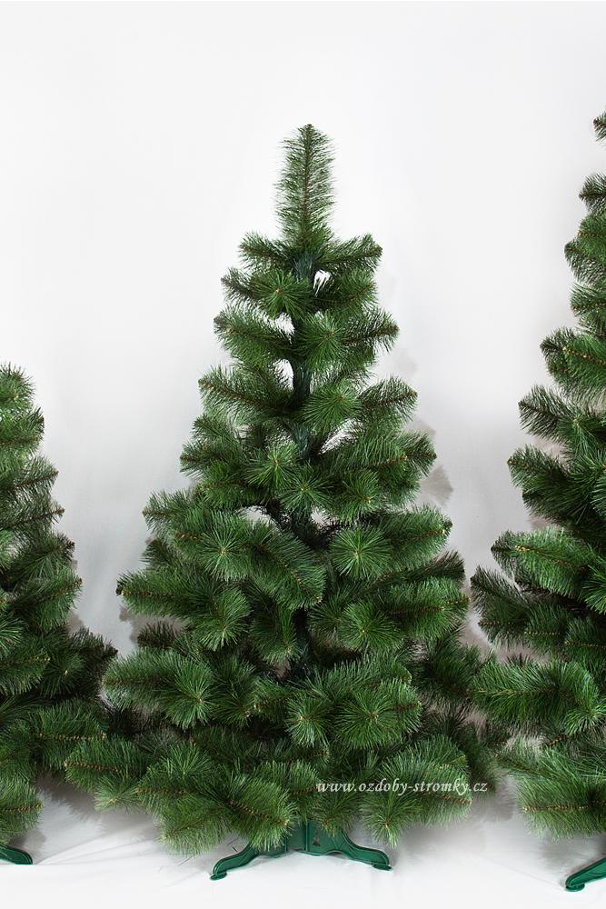 Umělý vánoční stromek Borovice Žilka De Lux 150 cm