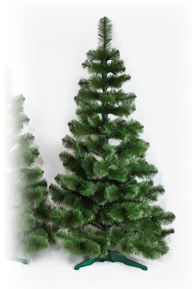 Umělý vánoční stromeček Borovice Žilka De Lux 190 cm